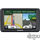 Garmin nüvi 2595LMT 5-Inch Portable Bluetooth GPS Navigator with Lifetime Map...
