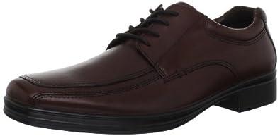 暇步士Hush Puppies 缓震防水牛津皮鞋 Men's Quatro BK Oxford 黑$71.43