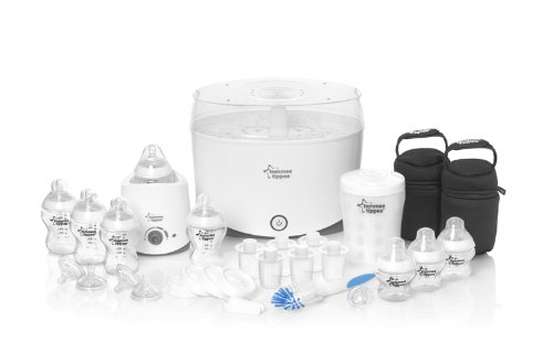 Closer To Nature Complete Starter Kit 423558 By Tommee Tippee