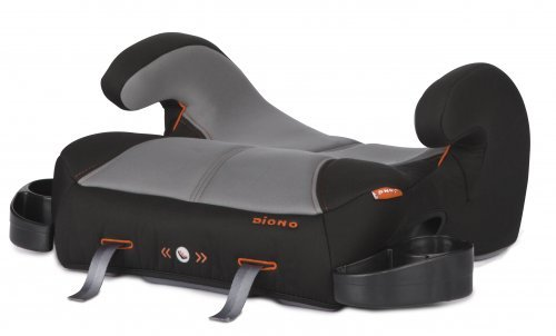 Diono Solana Belt-Positioning Booster, Graphite