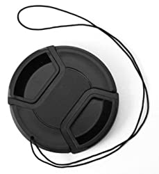 Replacement Lens cap Cover 55mm For Sony Lens with Thread
