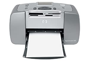 HP PhotoSmart 245 Compact Photo Printer