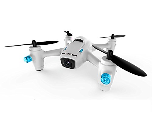 Hubsan X4 Mini H107C+ 4 Channel 2.4GHz RC Quadcopter with 720p HD...