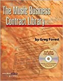 img - for Music Business Contract Library Publisher: Hal Leonard book / textbook / text book