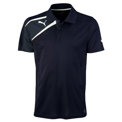 Puma Spirit Mens Training Polo Tee Shirt Navy Size XXL from Puma