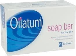 Oilatum Pain de savon pour peau sèche 100g