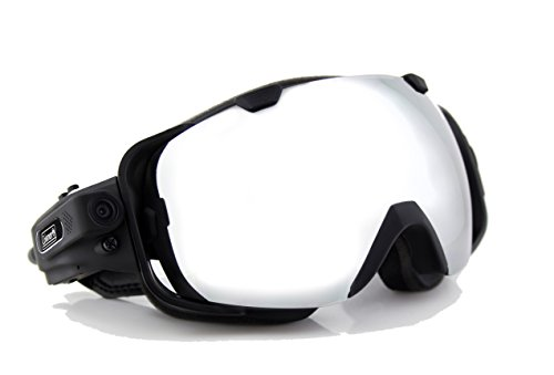 Coleman G9HD-SKI VisionHD 1080p Full HD Ski Goggles with Built-In Wide Angle Video Camera (Black) (Coleman Hd Goggles compare prices)
