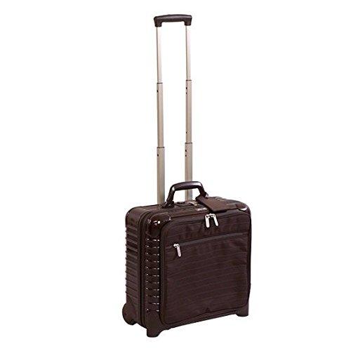 [リモワ] RIMOWA TSAロックモデル 862.412 サルサデラックス ハイブリッド ビジネストローリー 2輪 ブラウン [並行輸入品]