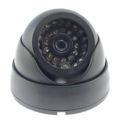 New Dummy Ir Dome Camera Infrared Capabilities Actual Dome Surveillance Deter Robbery