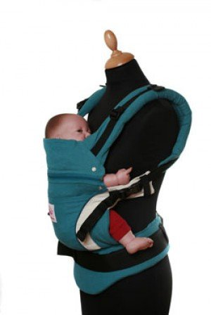 Manduca Baby Carrier turquoise