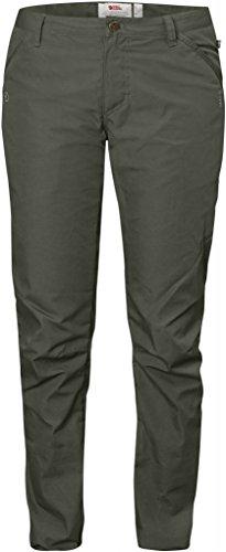 Fjällräven High Coast-Pantaloni da donna-Pantaloni da trekking Grigio 54 Donna