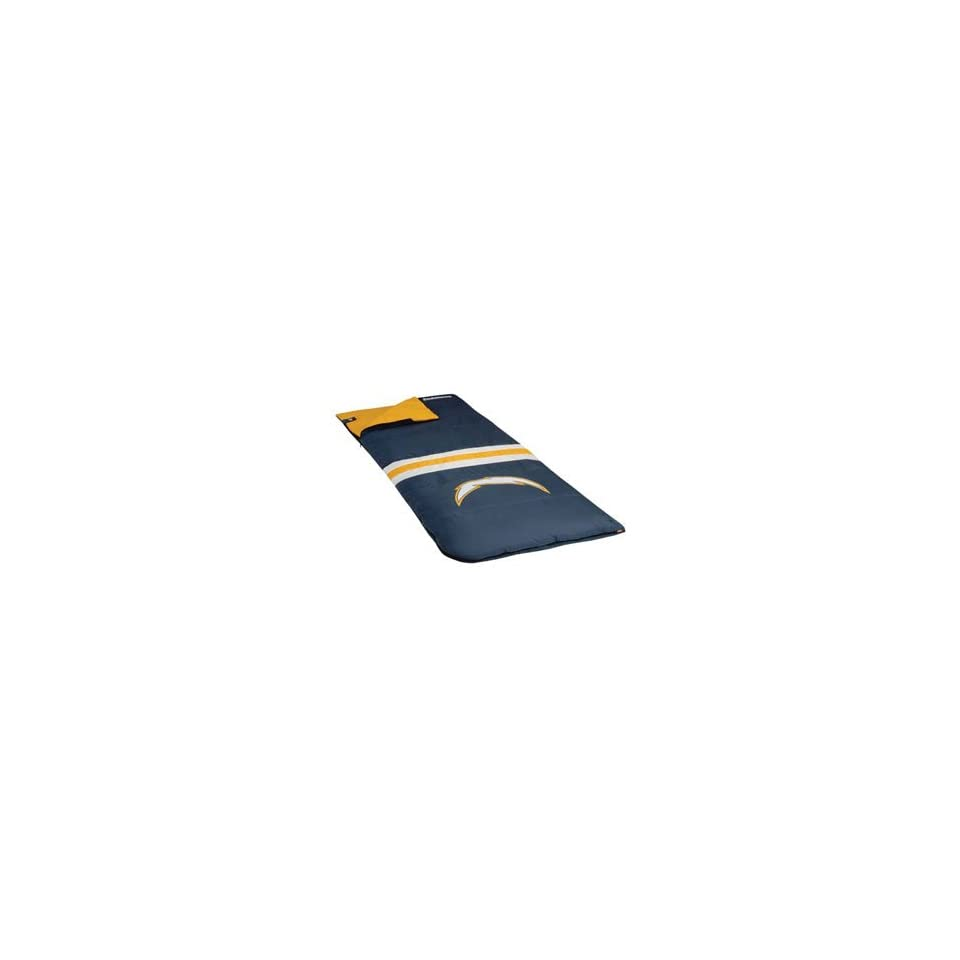 San Diego Chargers NFL Sleeping Bag by Northpole Ltd.