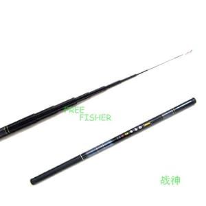 Freshwater Fishing Combo Rod++reel+line+hooks+swivel+bobber+cutter+bag Etc. by FreeFisher