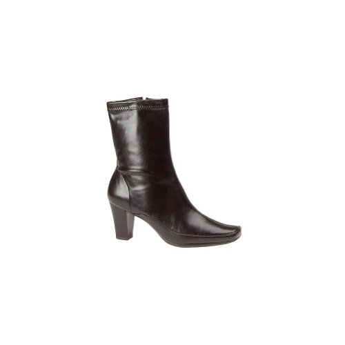 Aerosoles Women's Blue Gene Boot,Brown,6 M
