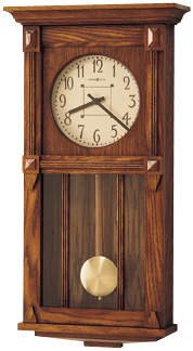 Howard Miller 620-185 Ashbee II Wall Clock [Kitchen] MPN: 620185