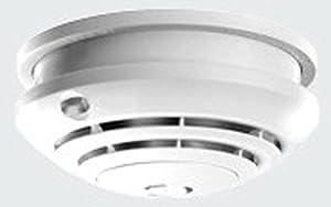 ESYLUX ESYLUX Fotoelektr.Rauchmelder PROTECTOR K 230V ws Brandmelder 4015120018916