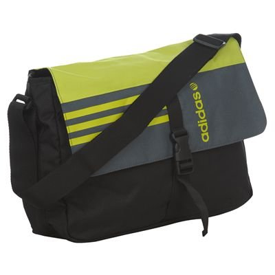 adidas Neo 3 Stripe Messenger Bag
