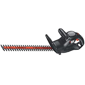 Black &amp; Decker TR017 2-4/5-Amp 17-Inch Electric Hedge Trimmer