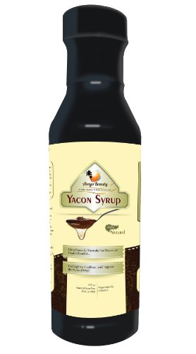 100% Pure, Raw & Organic Yacon Syrup, Love It Or Your Money Back! Huge 12Oz Bottle, Low Calorie Natural Sweetener, Diabetic & Vegan Friendly For Maximum Health! No Preservatives, Additives, Chemicals. Gluten Free, Best Deal On Amazon. Aveya Beauty