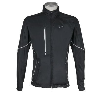 Nike Nike Clima-Fit 'Light' Running Jacket - Small - Black