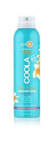 COOLA Sport SPF 30 Citrus Mimosa Sunscreen Spray 6 fl. oz. - COOLA SUNCARE