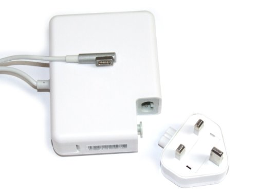 PC247 Replacement Apple Pro 85W MagSafe Power Adapter For Macbook And MacBook Pro with Magnetic T-Tip