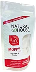 Moppy: Floor Cleaner and Scrubber