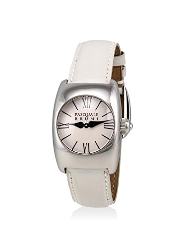 Pasquale Bruni Women's 00UA11 White Leather Watch
