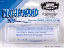Dritz Magic Wand Stain Remover Stick 2.5 Ounces 20125; 3 Items/Order