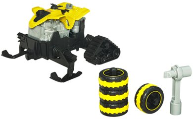 Tonka Mod Machines System DX5 ATV - 1