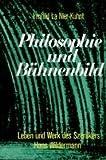 Image de Philosophie und Bühnenbild. Leben und Werk des Szenikers Hans Wildermann