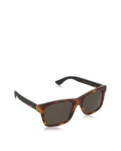 Gucci Sonnenbrille 0008S_006 (53 mm) havanna