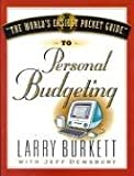 The World's Easiest Pocket Guide to Personal Budgeting (1881273458) by Larry Burkett