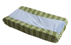Kenneth Brown Monkey Vine Changing Pad Cover - 1