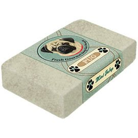 Mint Julep Soap for People Pug Fawn - Buy Mint Julep Soap for People Pug Fawn - Purchase Mint Julep Soap for People Pug Fawn (Your Breed, Your Breed Apparel, Your Breed Mens Apparel, Apparel, Departments, Men)