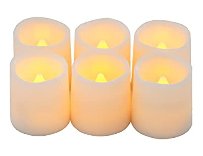 Flameless Candles By Festival Delights®