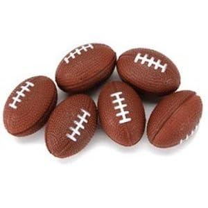 Click to buy Darice(R)  Foam Ball Decorations - Footballfrom Amazon!