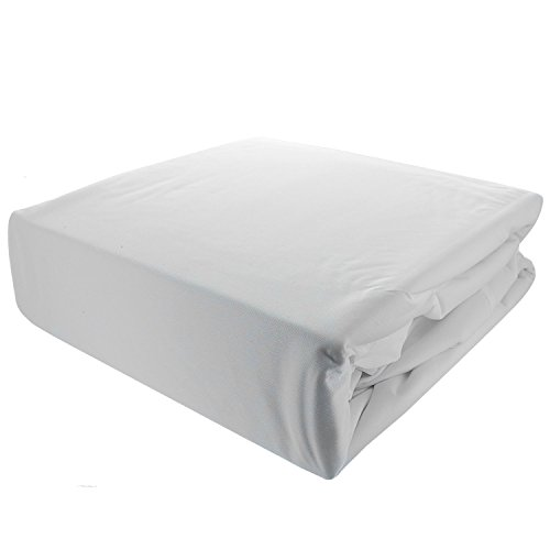 Samay Bed Bug And Waterproof Crib Mattress Cover Hypoallergenic Zippered Mattress Encasement