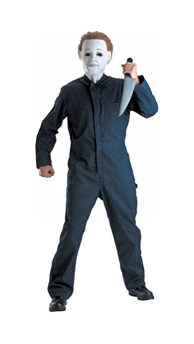 Michael Myers Costume with Mask deluxe