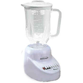 Brentwood JB-200 12-Speed Turbo Blender by Brentwood