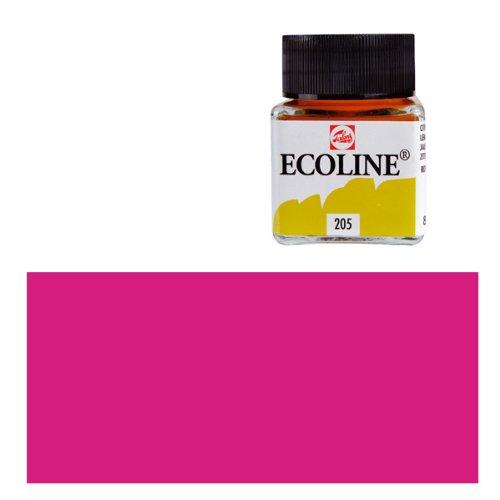 Ecoline-fluessige wasserfarbe - 30 ml-couleur : magenta