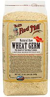 Bob's Red Mill Wheat Germ Natural Raw Grain -- 12 oz  (2 PACK)