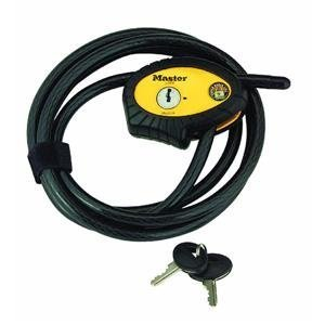 Best Price Master Lock 8413DPF Python Adjustable Locking Cable 6-Foot x 3 8-InchB00006415C