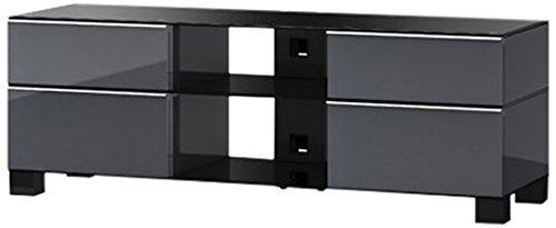 Sonorous MD 9240-B-HBLK-GRP TV-Möbel für 60