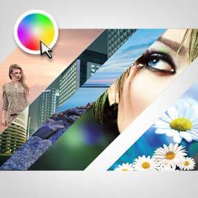 Bildbearbeitung Software