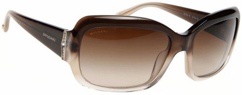 908a93164e4d BVLGARI SUNGLASSES BV 8052B 511513 BROWN Bestseller! - USA Sunglasses