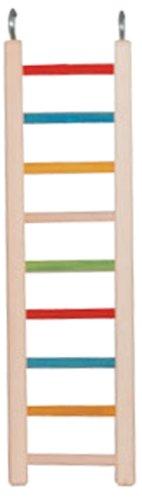 Cheap Paradise Toys 18-Inch Wood Cockatiel Ladder (B003PL4L5G)