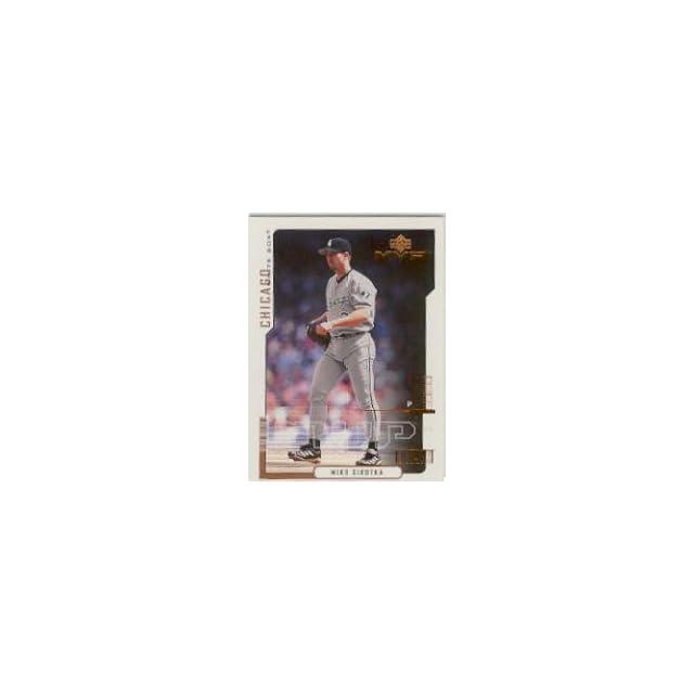 2000 Upper Deck MVP #205 Mike Sirotka Near Mint/Mint