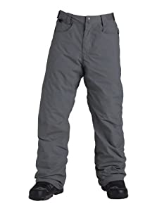 Herren Snowboard Hose Quiksilver State Insulated Pant