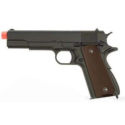 WE 1911 Metal Gas Airsoft Gun Pistol